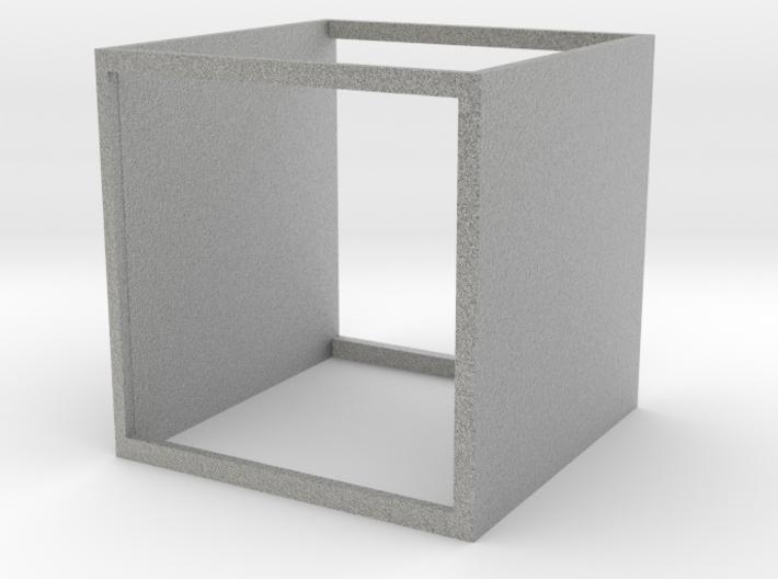 Box Test 3d printed