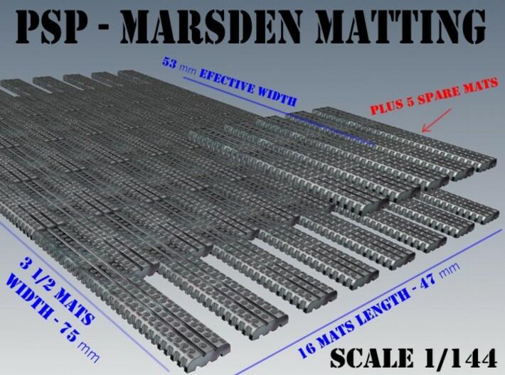1-144 Marsden Matting Section 3d printed