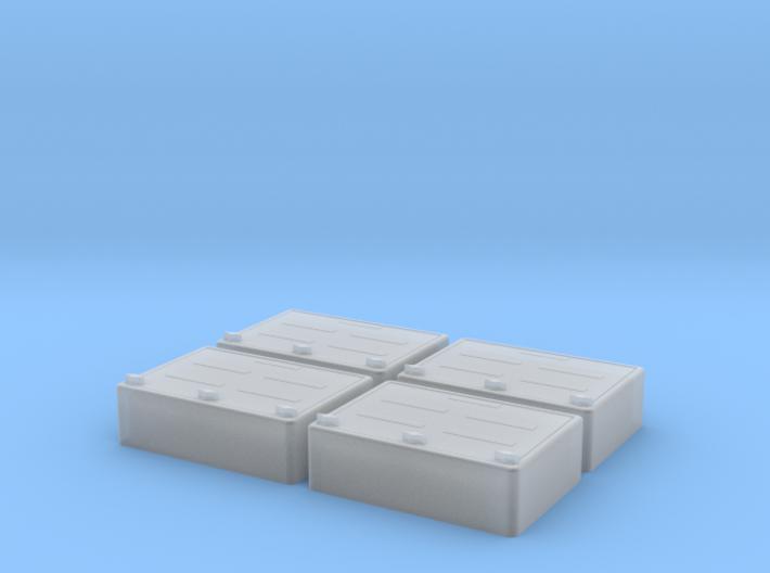 Comsaco Sym612.1 4pcs 3d printed