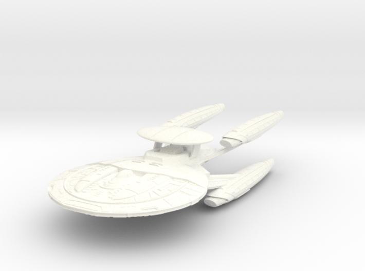 Griffin Class B Refit FastDestroyer 3d printed