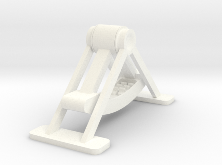 Swinging Boat 3d printed