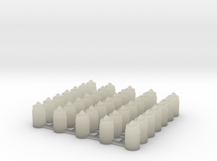 DeAgo Millennium Falcon Wall And Corridor Lighting 3d printed