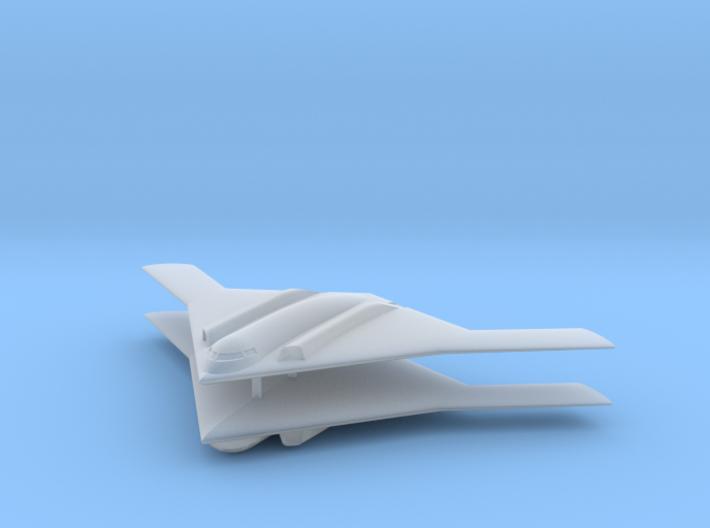 1/600 Long Range Strike Bomber (LRS-B) (x2) Flying 3d printed
