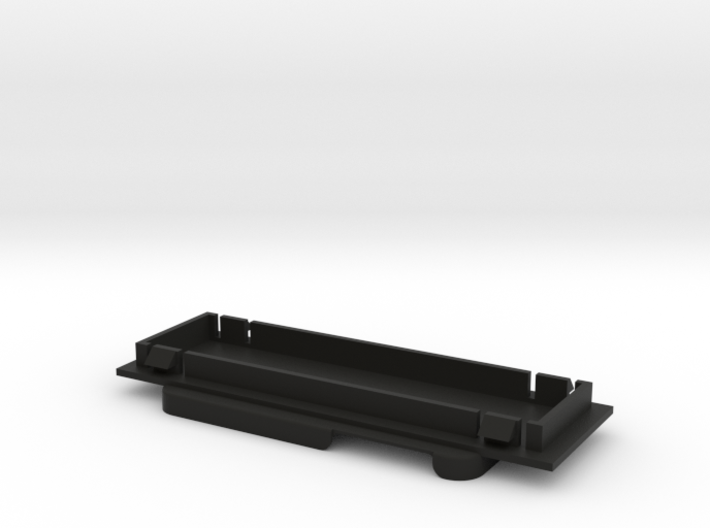 In Car iPhone Dock (Type II) 3d printed
