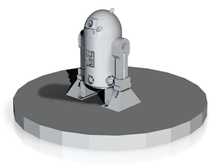 R2-D2 - 1/270 3d printed