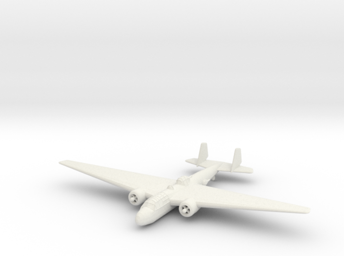 1/200 Mitsubishi G3M 'Nell' 3d printed