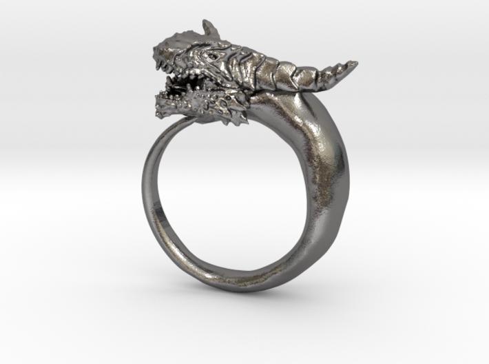 Dragon Sire Royal ( Size 9 5/8) 3d printed