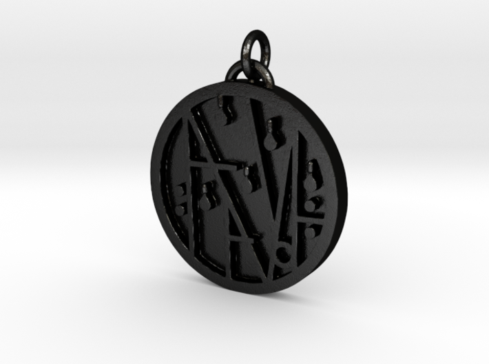 PRINTS MONEY - THE SIGIL OF WEALTH AND HAVING 3d printed