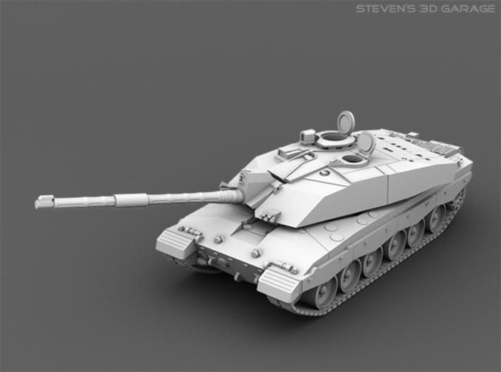 (Prototype) - Challenger II 3d printed