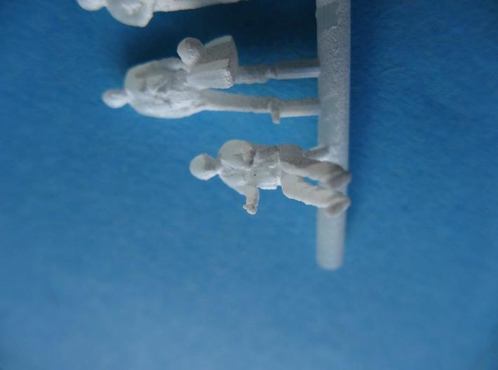 144-H0090: Pilots for E2-C Hawkeye scale 1:144 3d printed