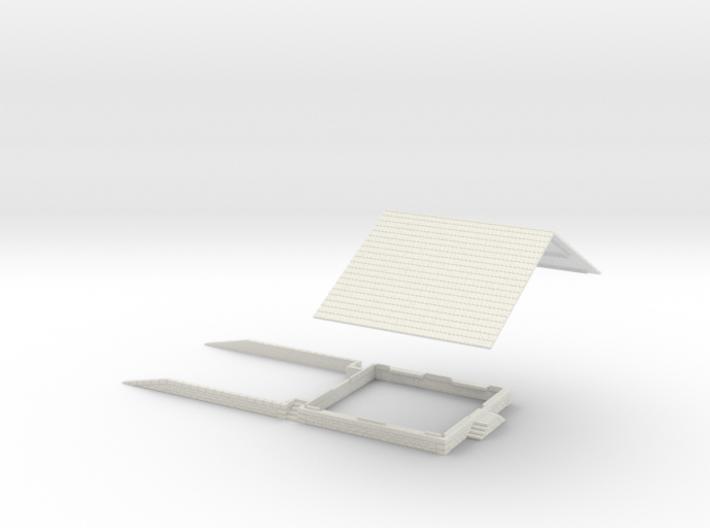 NGM10 warehouse 3d printed