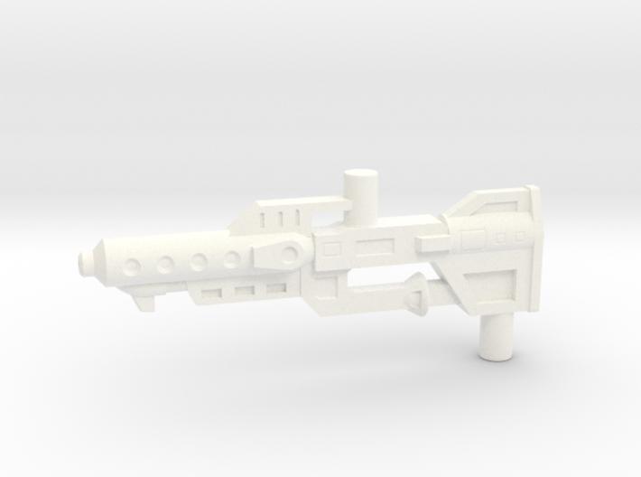 Ultra Magnus gun 3d printed