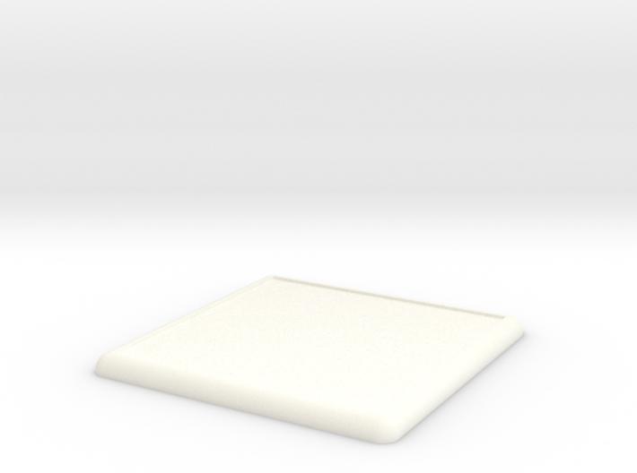 Mini Base Round Lip 100x100 (full) 3d printed