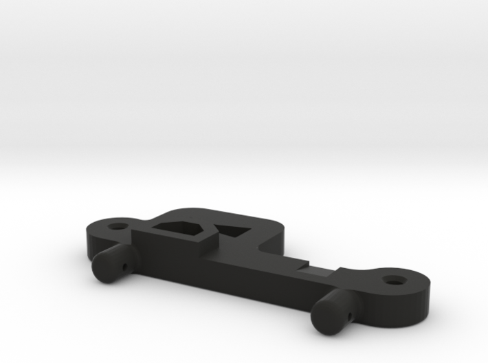 045005-02 Hornet Battery Tray Retainer with Tab 3d printed