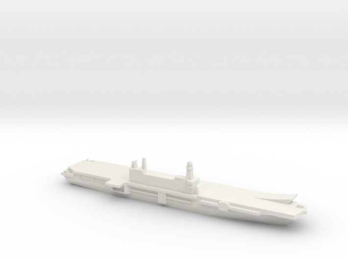 ITS Cavour, 1/3000 3d printed