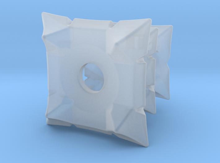 Thresh Tritium Lantern (All Materials) 3d printed