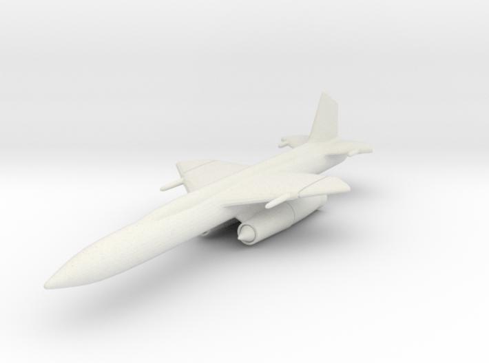 Boeing CIM-10 (IM-99) Bomarc 1/144 3d printed
