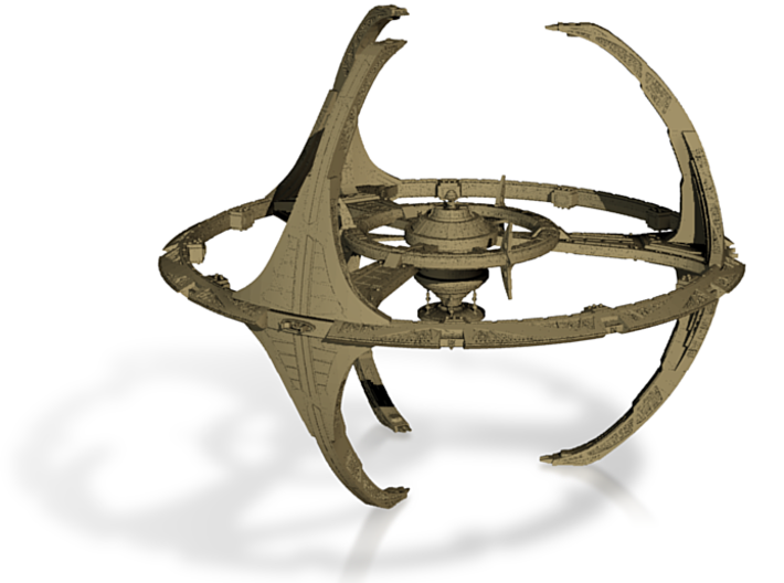 DS 9 3d printed