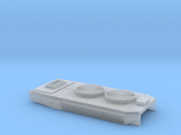 DB0017 SD40-2 DB, No Btn 1/87.1 3d printed