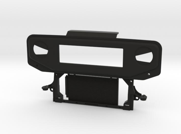 FC10006 FC EVIL Grill 3d printed
