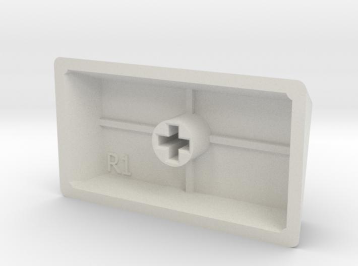 Shift Keycap (R1, 1.75x) 3d printed