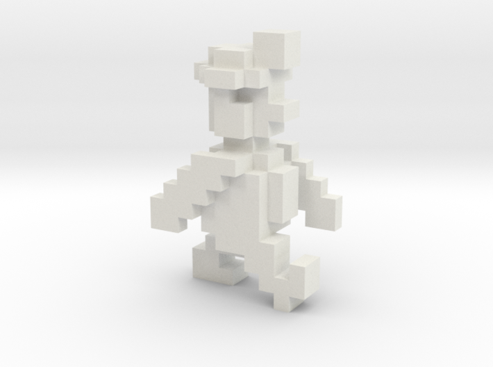 MM Willy-2R (Large, 4cm) 3d printed