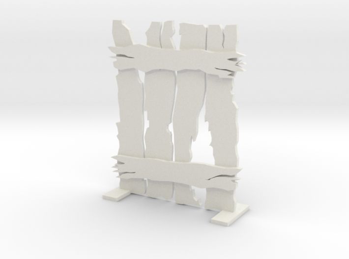 Door 1 - Dungeons and Dragons Add-on 3d printed