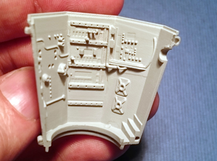 YT1300 DEAGO TURRET WELL STOCK  3d printed
