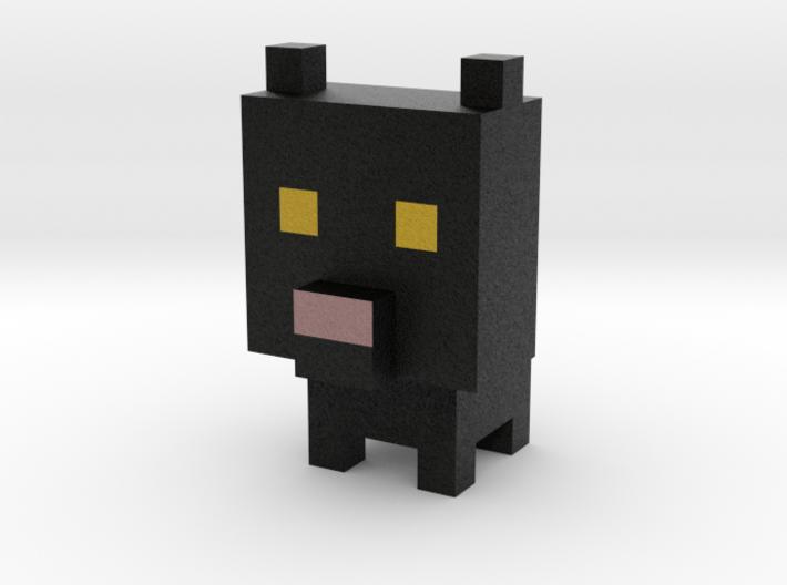 Black Cat Buddy 3d printed