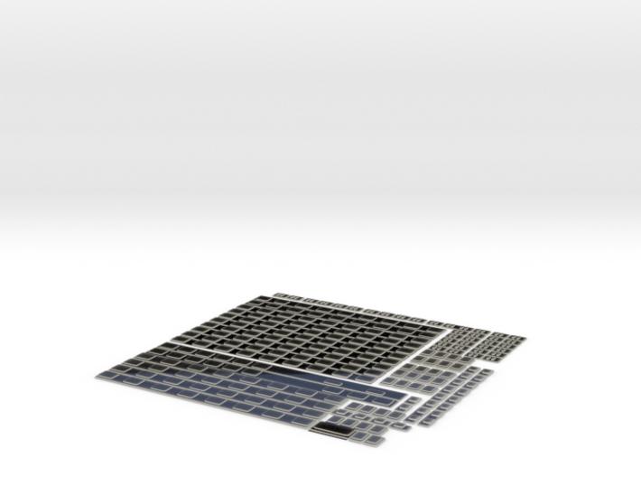 Fensterset Swissexpress Scale TT 3d printed