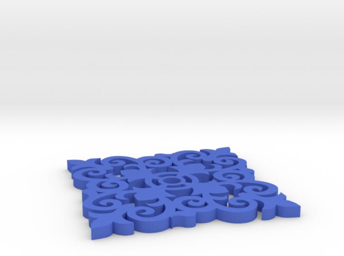 Coaster-2 3d printed