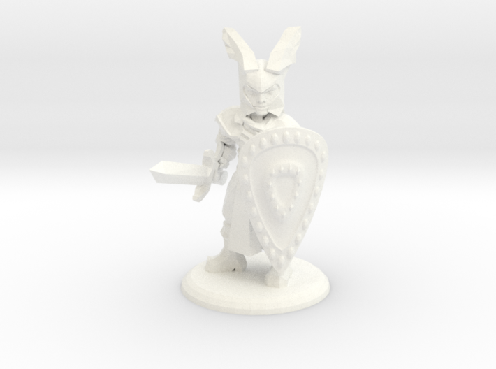 RICARDUS THE DIVINE 3d printed