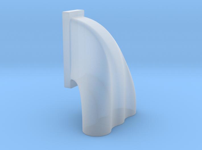 1/32 3 Eq Hole Inj Hat For 18-71 Kobelco Blower 3d printed
