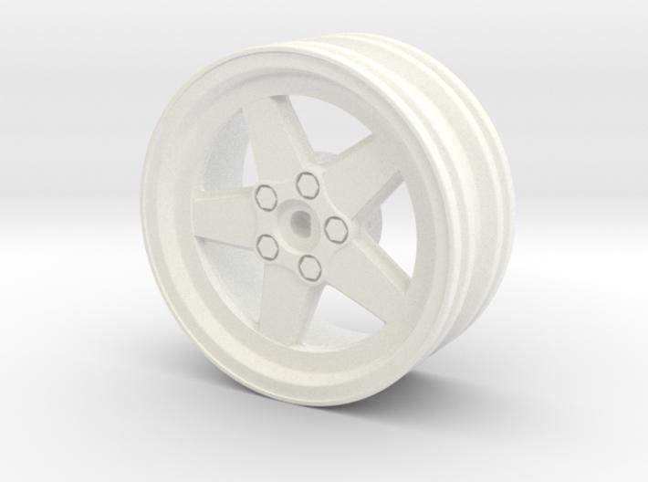Ronal Race- + Driftrim 3d printed