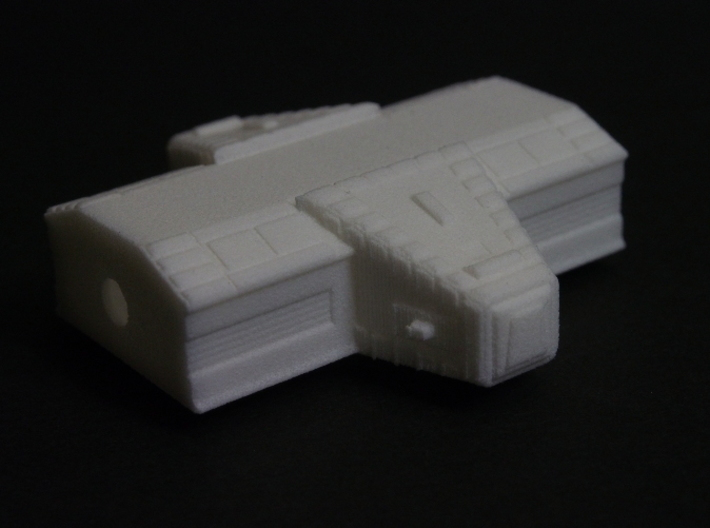 Spacer1999 Eagle Lab Pod 5in Corrected 3d printed Photo by pinddle