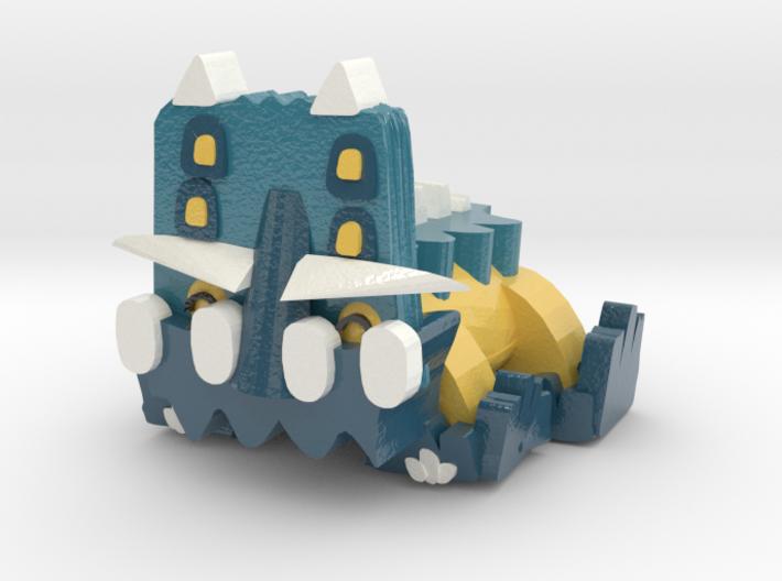 Shiny Bastiodon 3d printed