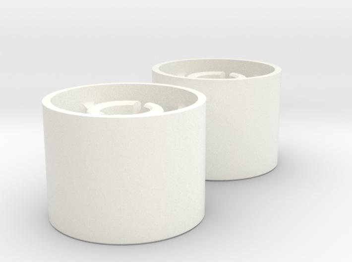 Kyosho Mini-Z F1 Rear Wheels For Foam 3d printed