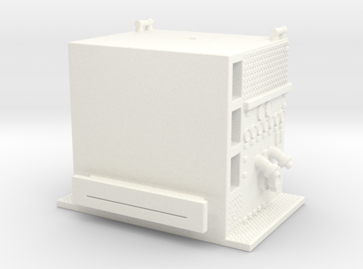 Rosenbauer 1/64 Pump 3d printed