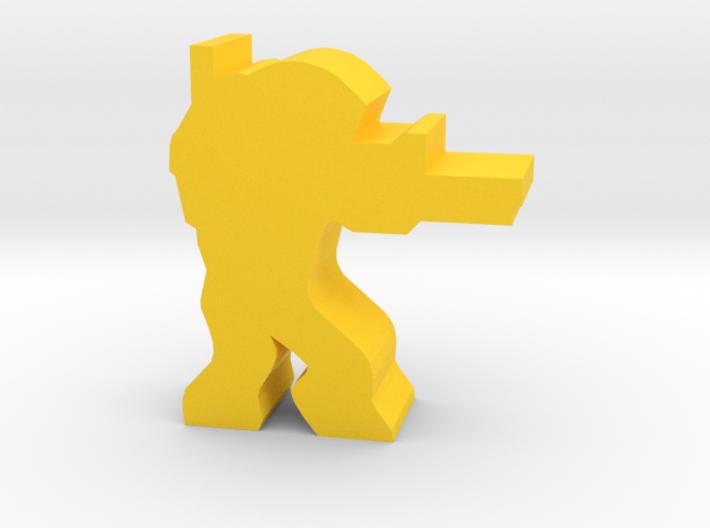 Game Piece, Machine Rebel Sniper 3d printed