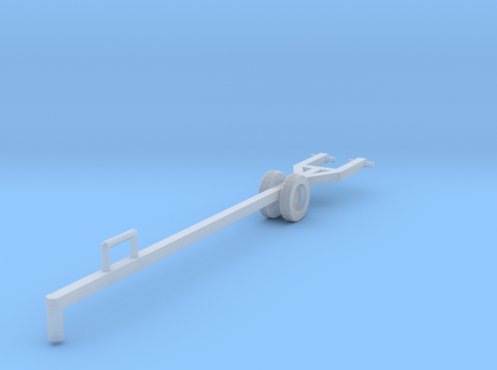Power Lift Tow Bar (BSG Galactiguise.com), 1/87 3d printed