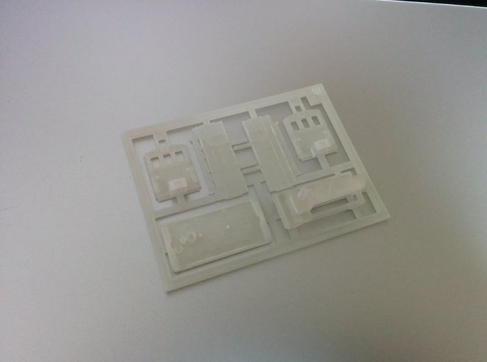 Henschel Tramway (6.5mm gauge) 3d printed Out of the box