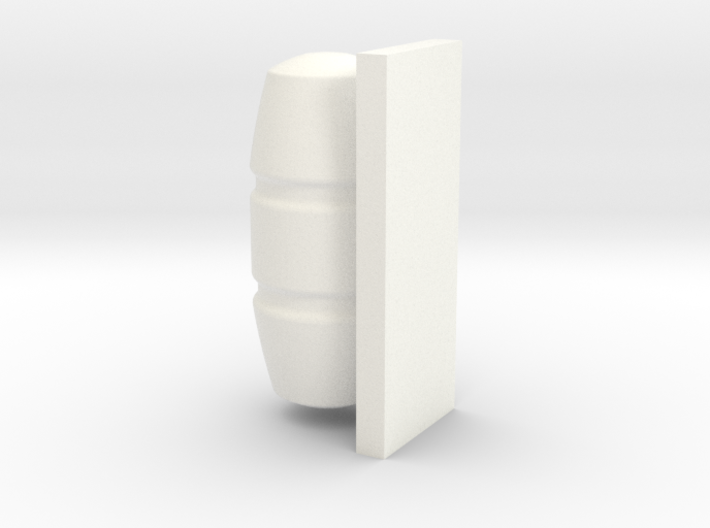 1/48 Life Raft Container 3d printed