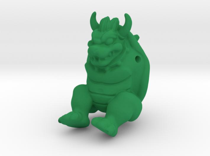 Koopa MarioKart 3d printed