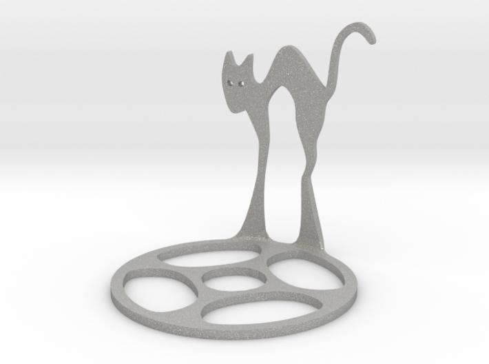 Icelandic Christmas Cat Tealight 3d printed