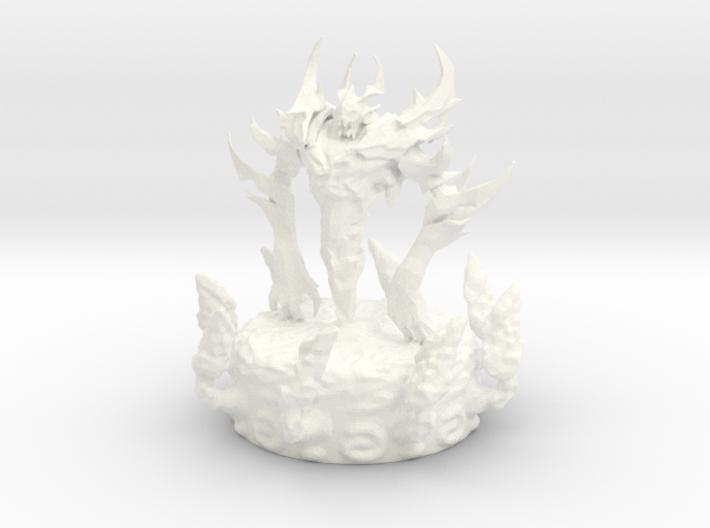 Shadow Fiend Dota 2 3d printed