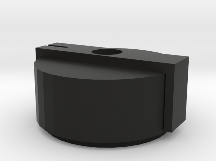 Boss FA-1 FET Amplifier Knob 3d printed