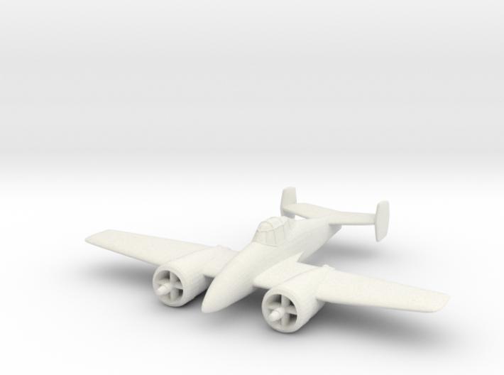 1/200 Grumman G46 / XP50 3d printed