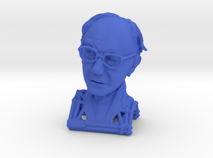 Bernie Sanders:Give Corruption The Side Eye-Stamp: 3d printed