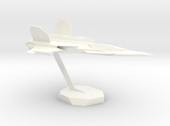 SliderSpacePlane 3d printed