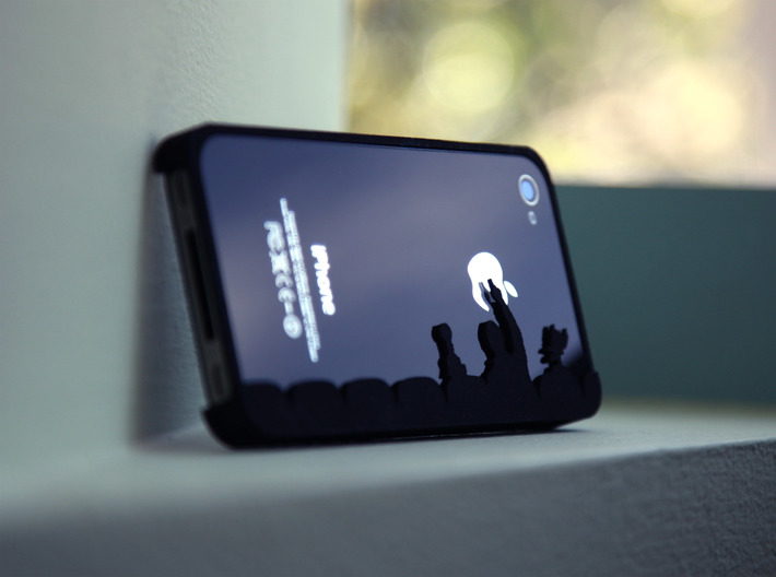 Mystery Science Theater 3000 iPhone 4 / 4s Case 3d printed